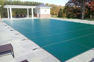 Pool Cover #001 by Hines Pool and Spa