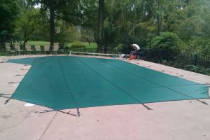 Pool Cover #004 by Hines Pool and Spa