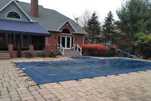 Pool Cover #005 by Hines Pool and Spa