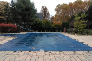 Pool Cover #006 by Hines Pool and Spa